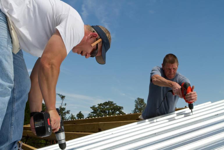 Roof Maintenance and Leak Repairs